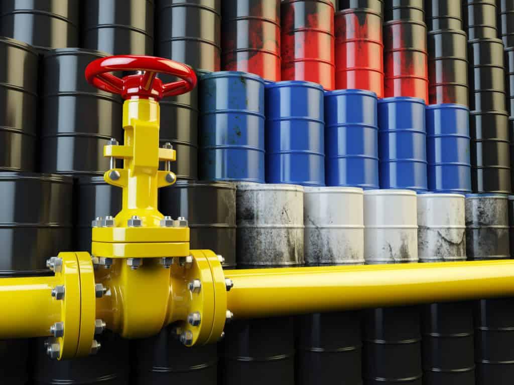 oil piplines